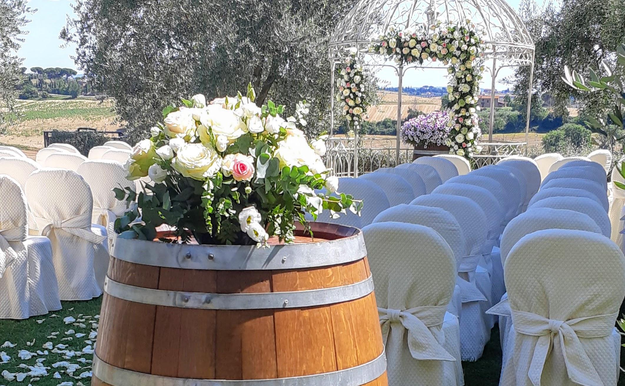 Wedding 3 Agosto Agriturismo Borgo Tre Rose- Valiano