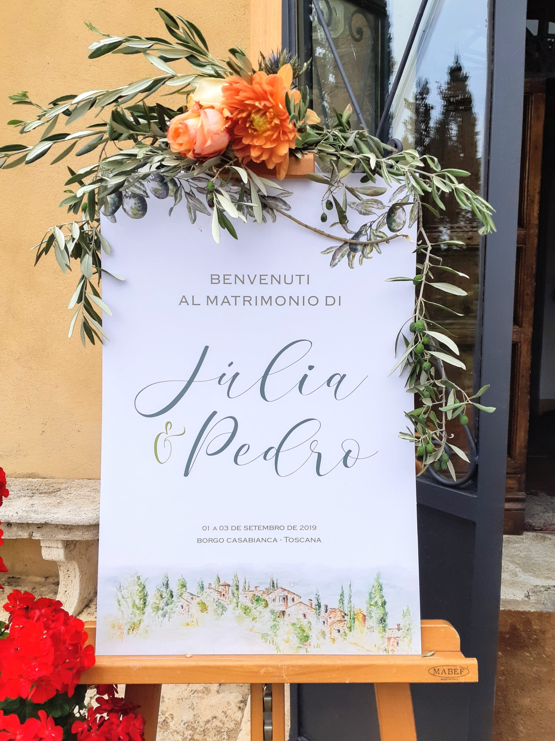 Wedding 2 Settembre 2019 Relais Borgo CasaBianca