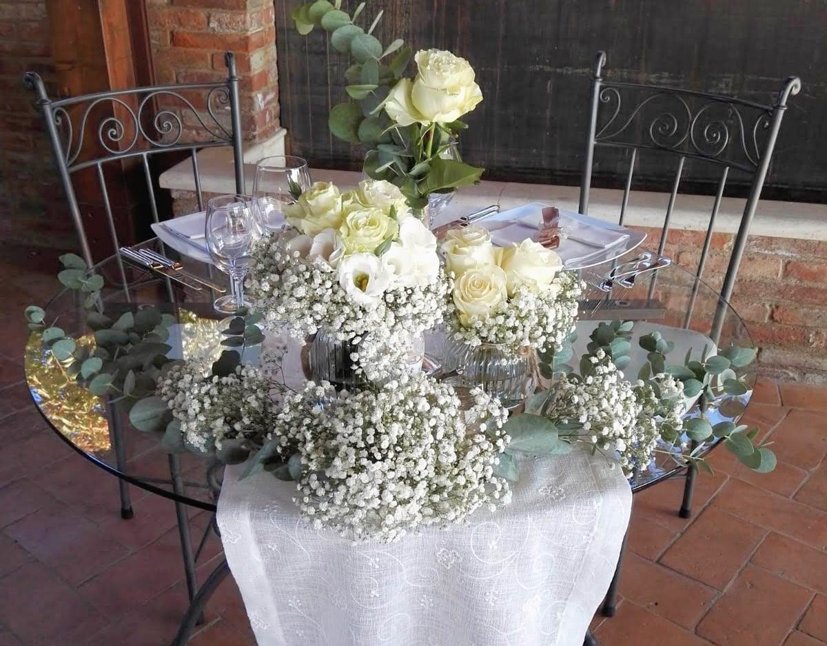 Wedding 31 Ottobre 2019 – Agriturismo Borgo tre Rose
