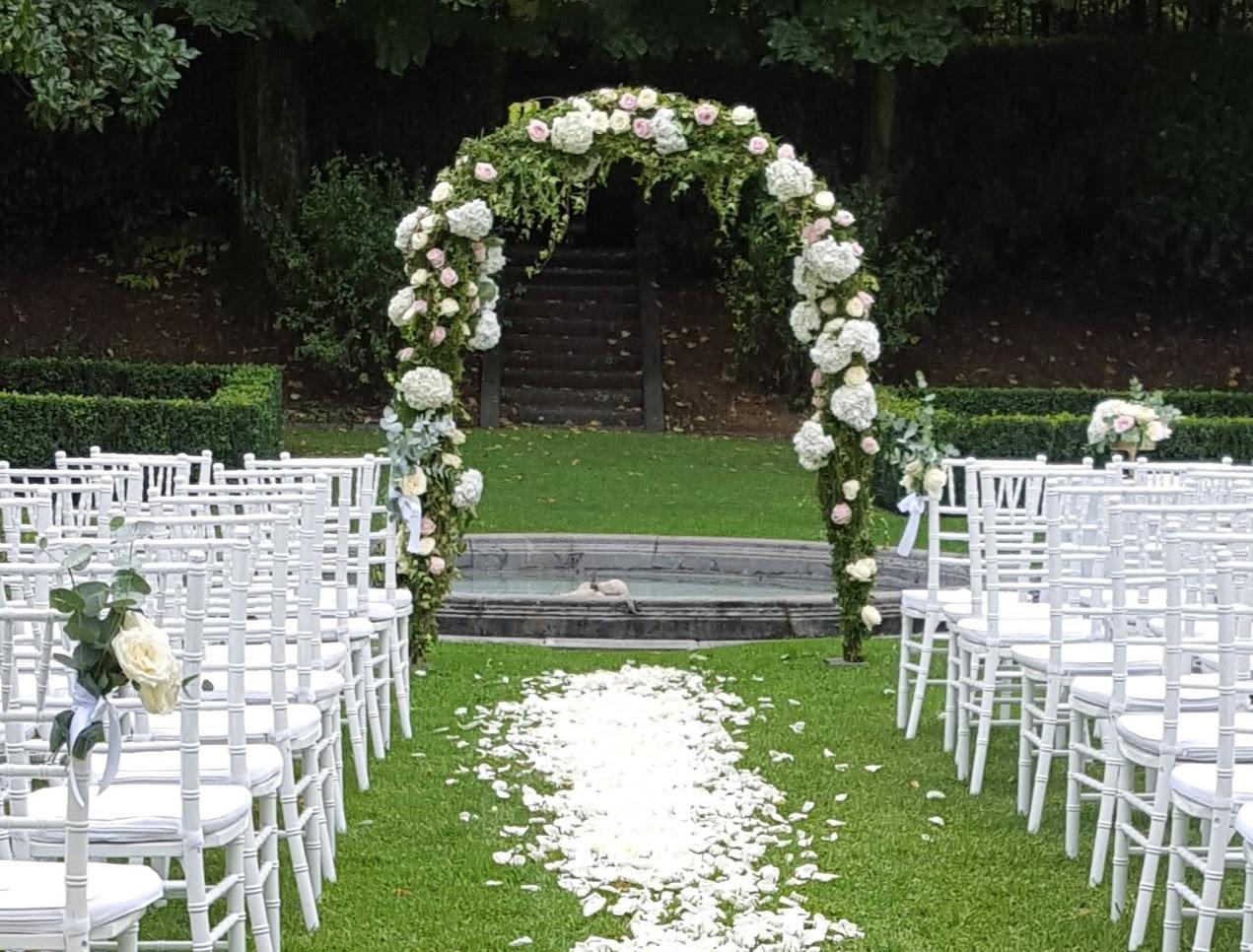 Wedding 17 Settembre 2016 – Villa privata Firenze